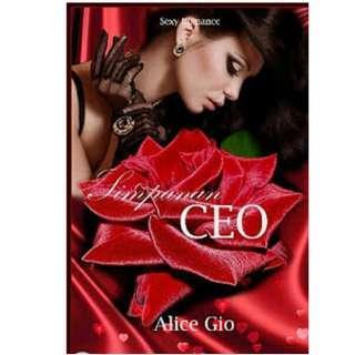 Ebook Simpanan CEO - Alice Gio