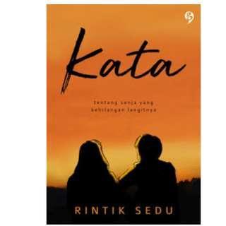 Ebook Kata - Rintik Sedu