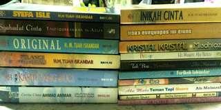 ~Preloved Books~ (malay novel/novel melayu/novel remaja)