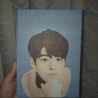 Cha Eunwoo Notebook