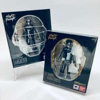Bandai S.H. Figuarts Guy Manuel De Homem Christo & Thomas Bangalter Daft Punk Action Figure