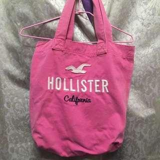 Hollister 粉紅包包
