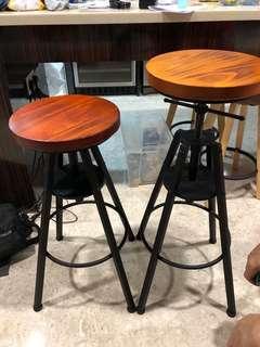 Bar stool/high chair