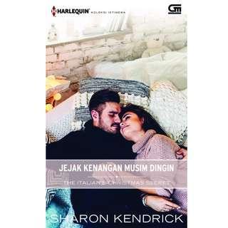 Ebook Jejak Kenangan Musim Dingin (The Italian's Christmas Secret - Sharon Kendrick