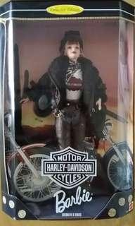 Barbie Collector Edition: Harley Davidson Motor Cycles 1998
