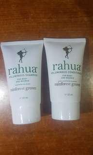 RAHUA VOLUMIZING SHAMPOO AND CONDITION