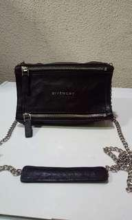 Givenchy Pandora MINI in Pepe Leather