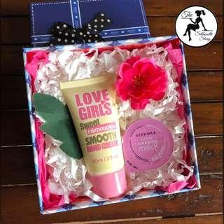 Hand Cream Gift Box Set 2
