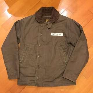 Pherrow's N-1 Jacket Pherrow N1 TCB USN RRL MCCOY G1 A2 M65