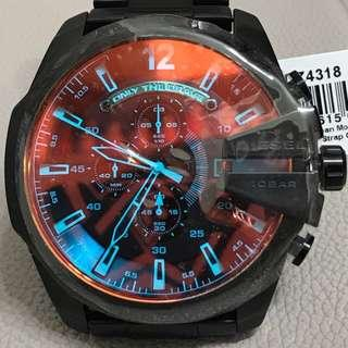 Diesel Men's Mega Chief Watch DZ4318