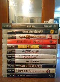 Original PS3 Games Bargain