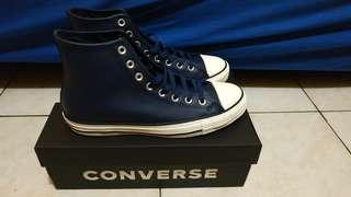 Converse ct hi navy leather