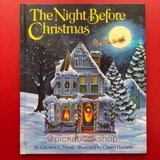 The Night Before Christmas - Clement C. Moore , Illustrated by  Cheryl Harness
