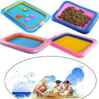 Inflatable Sand Pit