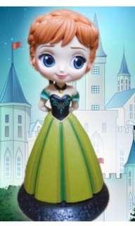 Qposket 日本版 Anna Disney figure
