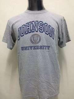 #MY1212 JOHNSON University Tee