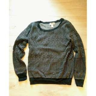H&M Fairisle Sweater