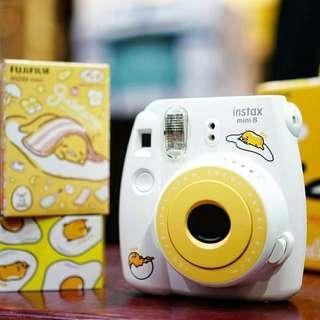 Fujifilm Gudetama Instax Mini 8 Free Film Refill