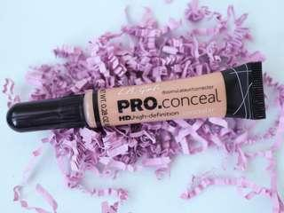 L.A. Girl Pro Conceal in Creamy Beige