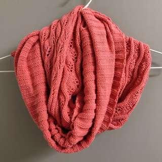 ✨日系特別款 雙織法 粉色 脖圍