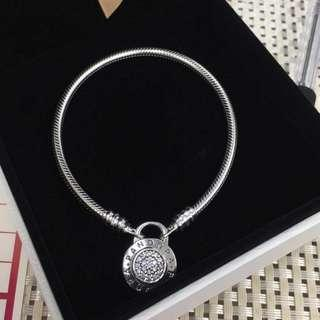 Pandora Padlock Bracelet