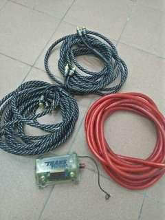 Mohawks rca cable#XMAS25