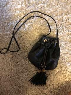TopShop real leather purse