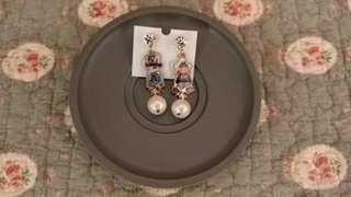 韓系可愛童話耳環Earrings