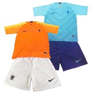 18/19 Netherlands kids jersey