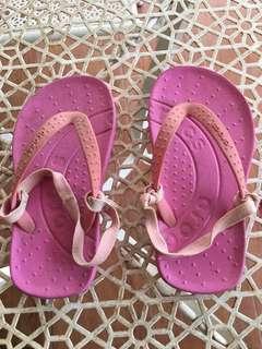 Original Crocs Girl's Pink Sandal #MY1212