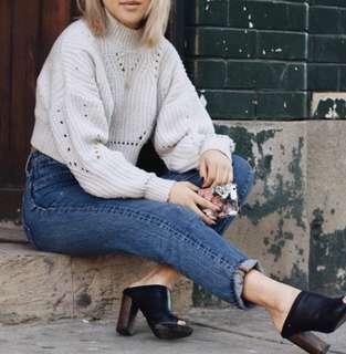 Aritzia Wilfred Goulaine Sweater