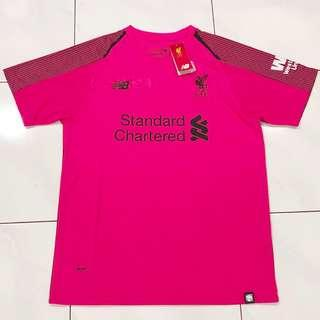 Ready stock Liverpool FC goalkeeper kits