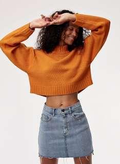 Aritzia wilfred free tanit skirt
