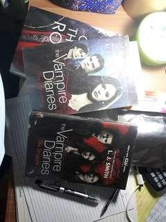 The Vampire Diaries I & II (TVD 1 & 2) P100 for both