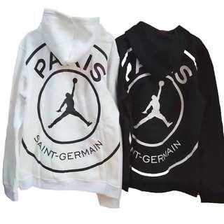 2018 PSG Jordan core hoodies