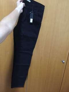 [$17.50] Long Black Working Pants