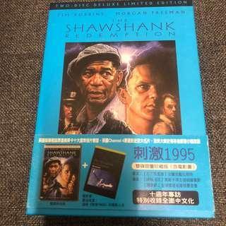 刺激1995 十週年雙碟版 中文三區絕版DVD