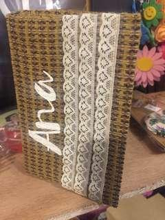 Personalized native passport holder