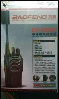 Two way radio Baofeng 5watts