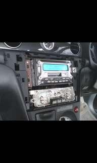 Car radio,alarm,camera Accessorise installation charge ($30-80)