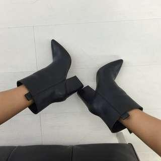 Celine-Inspired Zara Boots