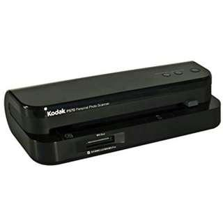 Ultra-Compact Digital Scanner,  personal photo scanner for High resolution images with build-in MicroSD Memory card slot & USB2.0 Connectivity. FREE 2GB Memory card!!