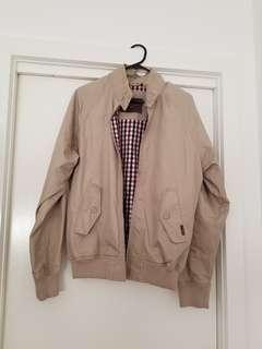 Ben Sherman Nude colour jacket size S
