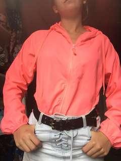Fluro Pink Jacket