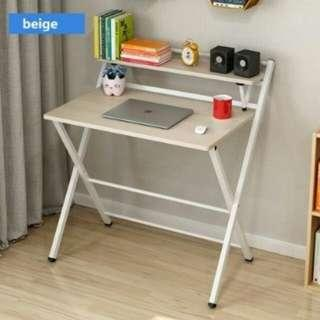 Multiple Use Adjustable Laptop Table Stand Portable Standing Bed Desk Foldable #MY1212