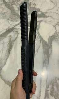 Catok rambut GRATIS hair clip