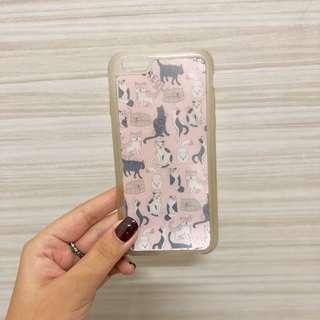 Pull & Bear 3D Iphone 6s / 6 Cat Case