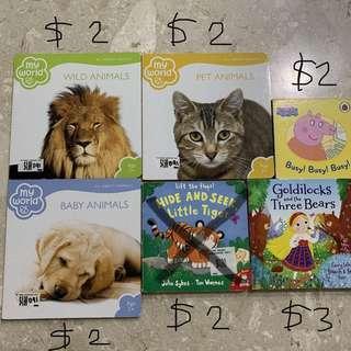 Board books for children