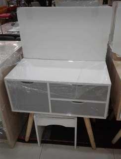 nordic minimalist dressing table