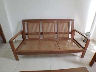 Antique sofa set (precious)